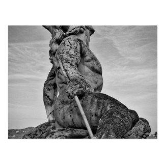 Achilles, Corfu Postcard