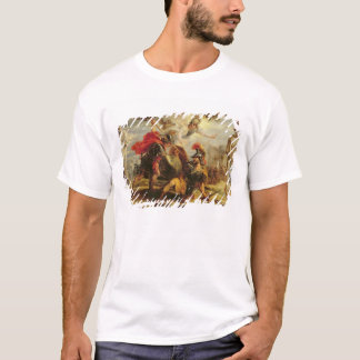 Achilles Defeating Hector, 1630-32 T-Shirt