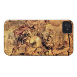 Achilles defeats Hector by Paul Rubens Case-Mate iPhone 4 Cases