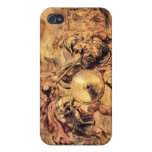 Achilles defeats Hector by Paul Rubens Case For iPhone 4