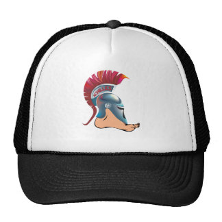 Achilles Foot Trucker Hat
