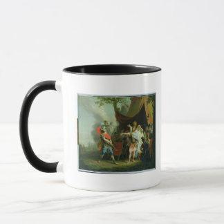 Achilles has a dispute with Agamemnon, 1776 Mug