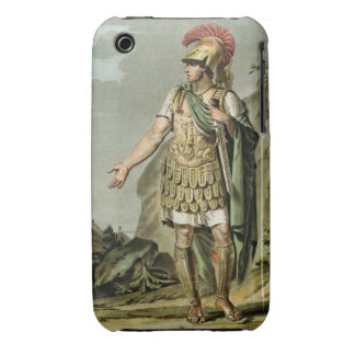 Achilles in Armour, costume for 'Iphigenia in Auli Case-Mate iPhone 3 Case