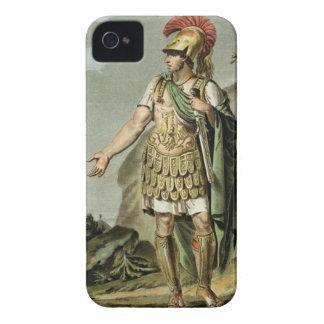 Achilles in Armour, costume for 'Iphigenia in Auli iPhone 4 Cover