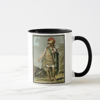 Achilles in Armour, costume for 'Iphigenia in Auli Mug