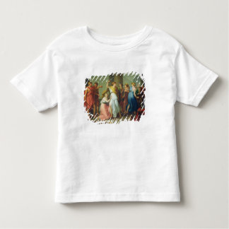 Achilles recognised, 1799 toddler t-shirt