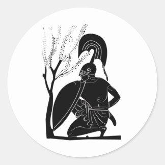 Achilles Sticker