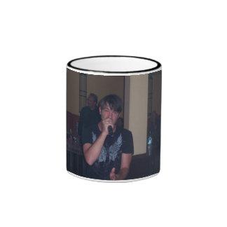 Achim Petry Ringer Mug