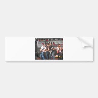 Achim Petry & volume Bumper Sticker