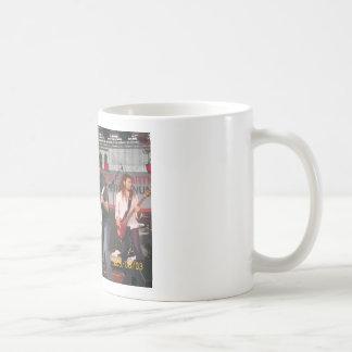 Achim Petry & volume   Leverkusen BayArena Coffee Mug