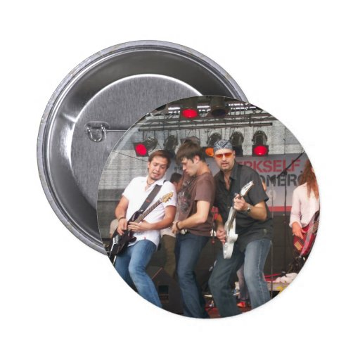 Achim Petry y Band.Leverkusen BayArena Pins