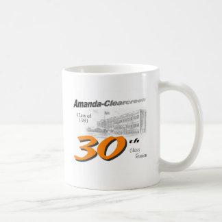 ACHS 30th class reunion logo Coffee Mug