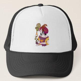 Acid Eyes Trucker Hat