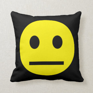 Acid Generation Smiley Pillows