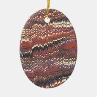 Acid House Ceramic Ornament