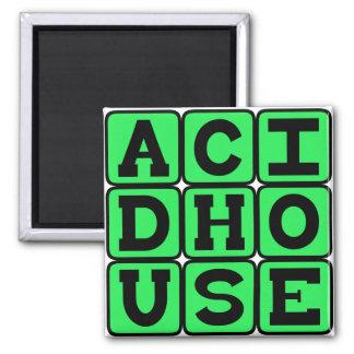 Acid House, Music Genre Magnets