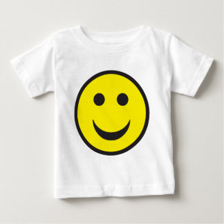 Acid House Smiley Face Baby T-Shirt