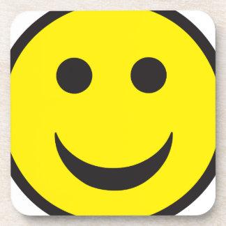 Acid House Smiley Face Drink Coaster