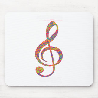 Acid rock mouse pad