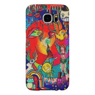 Acid trip samsung galaxy s6 case