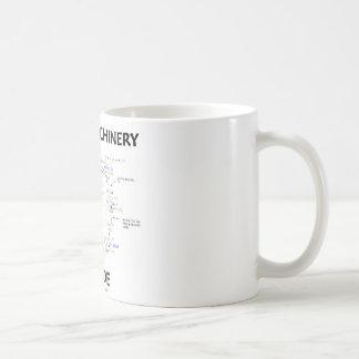 Acidic Machinery Inside (Krebs Citric Acid Cycle) Coffee Mug