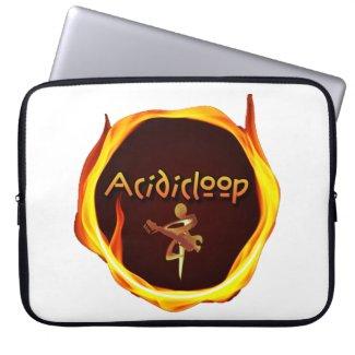 Acidicloop 15 inch laptop sleeve