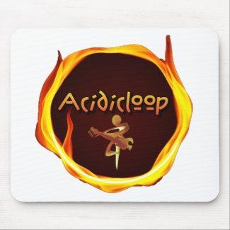 Acidicloop Mouse Pad