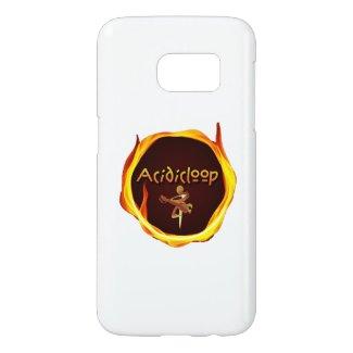 Acidicloop Samsung Phone Case
