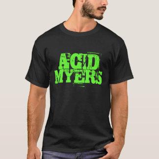 ACIDMYERS Shut Up and Play T-Shirt
