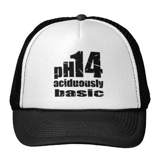 Aciduously Basic Trucker Hat