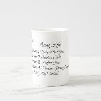 Acing Life Tea Cup