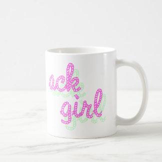 Ack Girl Mug