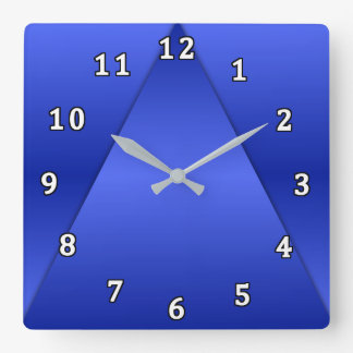 Ackles Square Wall Clock