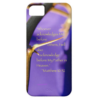 """Acknowledge Me"" iPhone SE/5/5s Case"