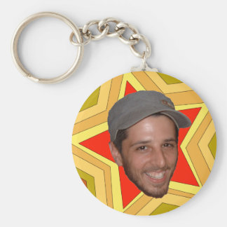 ACL Mike Star Keychain