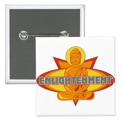 Aclaración de Buda Pins