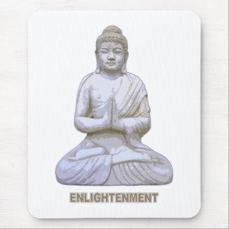 Aclaración de Buda Tapete De Raton