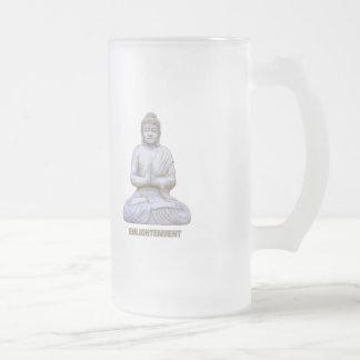 Aclaración de Buda Taza De Café