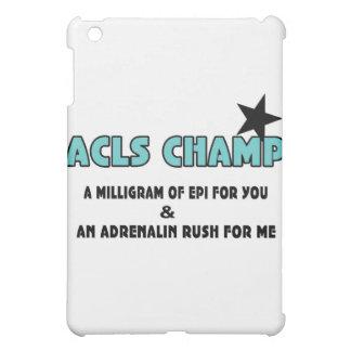 ACLS Champ iPad Mini Cover