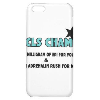 ACLS Champ iPhone 5C Covers