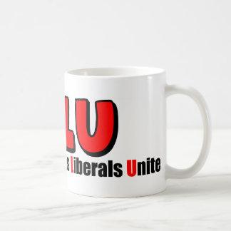 ACLU: ¡Los liberales de los criminales de los ateo Taza