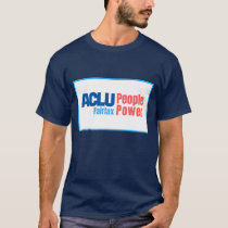 ACLU PeoplePower Fairfax T-Shirt