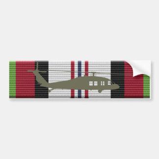 ACM Ribbon UH-60 Blackhawk Bumper Sticker