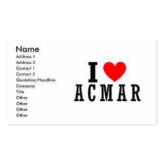 Acmar, Alabama City Design Double-Sided Standard Business Cards (Pack Of 100)