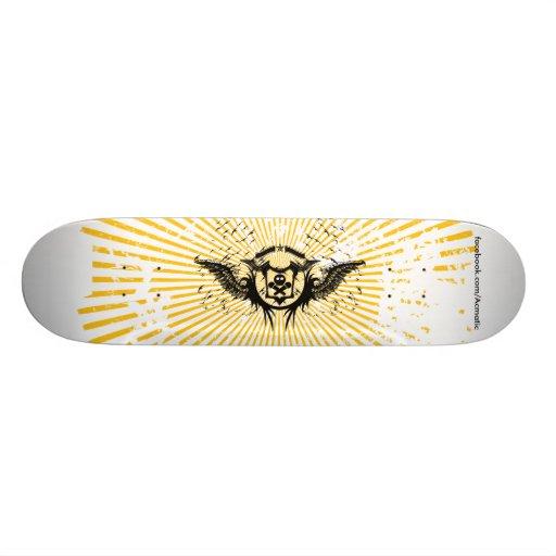 Acmatic Crest Skateboard III