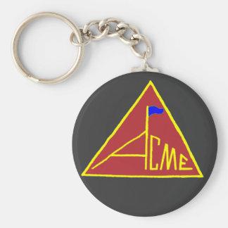ACME_Flag-Keychain Keychain