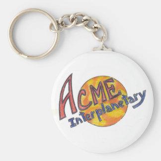 ACME-Interplanetary keychain