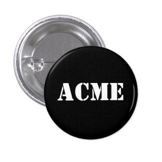 ACME novelty Pinback Buttons