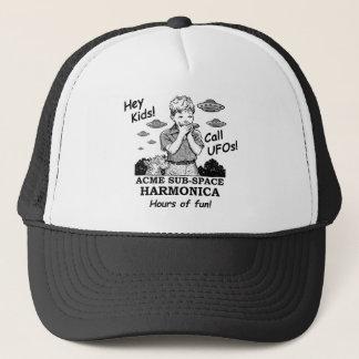 Acme Sub-Space Harmonica (Calls UFOs) Trucker Hat