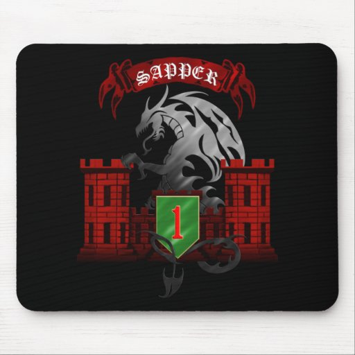 Aco 4-1 BSTB Dragon Mouse Pads
